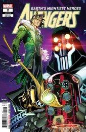 Avengers #2 3rd Printing McGuinness Variant