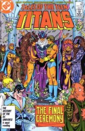 Tales of the Teen Titans #76