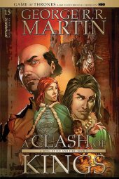 A Game of Thrones: Clash of Kings #15 Cover B Rubi