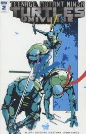 Teenage Mutant Ninja Turtles: Universe #2 Antonio Fusio Variant