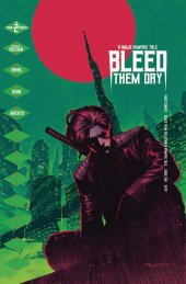 Bleed Them Dry #2 Original Cover