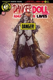 Danger Doll Squad Presents: Amalgama Lives #4 Cover F Brao Risque