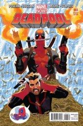 Deadpool #3 Acuna Variant