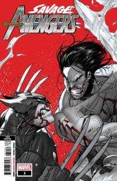 Savage Avengers #1 3rd Printing
