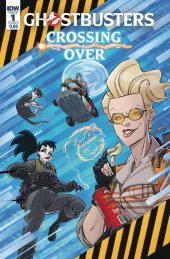 Ghostbusters: Crossing Over #1 Cover B Schoening