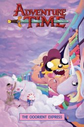 adventure time original vol. 10: the ooorient express