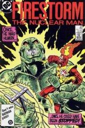 The Fury of Firestorm #52