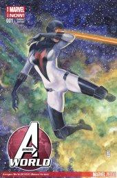 Avengers World #1 Manara Variant