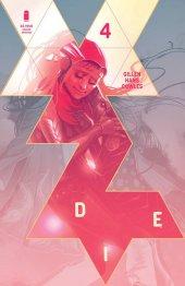 DIE #4 2nd Printing