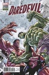 Daredevil #598 Garney Hulk Smash Variant