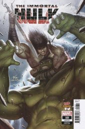 The Immortal Hulk #10 Lee Conan Vs Marvel Heroes Variant