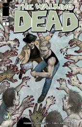 The Walking Dead #1 Wizard World Comic Con San Jose Variant