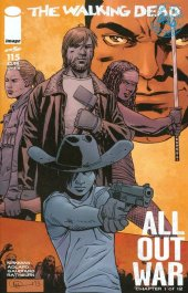 The Walking Dead #115 Cover M
