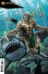 Aquaman #62 Variant Cover