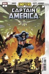 Empyre: Captain America #1 Original Cover