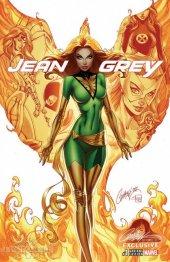 Jean Grey #1 J Scott Campbell Cover B