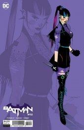 Batman #92 1:25 Yasmin Putri Design Variant