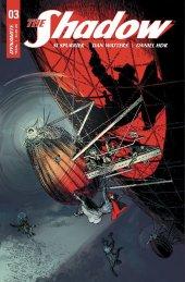 The Shadow #3 Cover B Kaluta