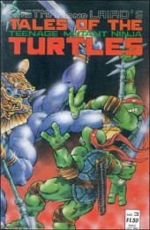 Tales of the Teenage Mutant Ninja Turtles #3