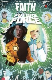 Faith And The Future Force #4 Cover D 1:20 Cheung