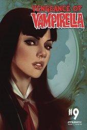 Vengeance of Vampirella #9 Cover B Oliver