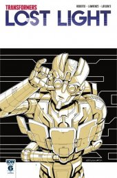 Transformers: Lost Light #6 RI Cover