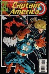 Captain America #446