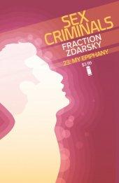 Sex Criminals #23 Original Cover
