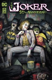 The Joker 80th Anniversary 100-Page Super Spectacular #1 Ryan Brown Variant A