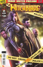 Witchblade #131 Original Cover