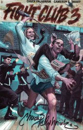 Fight Club 3 #1 ComicsPro Variant