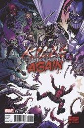 Deadpool Kills the Marvel Universe Again #5 Variant Edition
