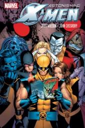 Astonishing X-Men by Joss Whedon & John Cassaday Omnibus New Printing HC DM Variant