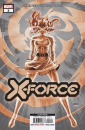 X-Force #3 2nd Printing