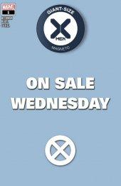 Giant-Size X-Men: Magneto #1 Wednesday Variant