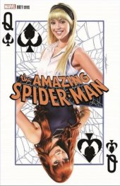 The Amazing Spider-Man #801 Mike Mayhew Variant B
