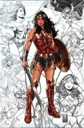 Justice League #1 Mark Brooks Variant D
