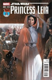 Star Wars: Princess Leia #3 Mile High Comics Exclusive Variant