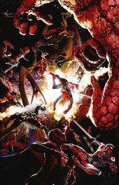 Secret Wars #1 2nd Printing Ross Variant
