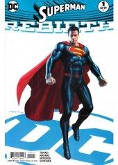 Superman #1 Andy Park Variant