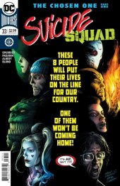 Suicide Squad #33