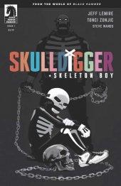 Skulldigger + Skeleton Boy #1