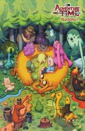 Adventure Time Season 11 #3 Preorder Benbassat Variant