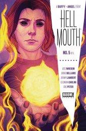 Buffy The Vampire Slayer / Angel: Hellmouth #5 Original Cover