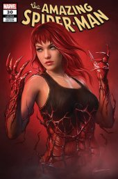 The Amazing Spider-Man #30 Shannon Maer Variant A