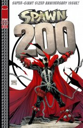 Spawn #200 Digital Edition