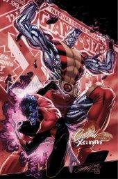Uncanny X-Men #1 J. Scott Campbell Variant C