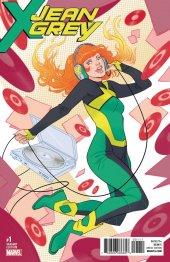 Jean Grey #1 Sauvage Variant