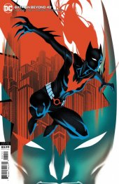 Batman Beyond #42 Variant Cover