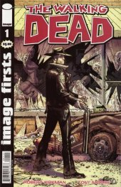 The Walking Dead #1 2017 Image Firsts Edition